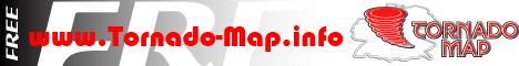 Tornado Map